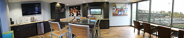 Trenton Thunder Luxury Suite