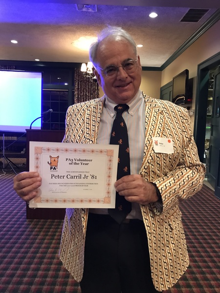 2018 Volunteer of the Year